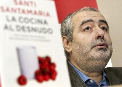 Santi Santamaría vuelve a la carga y pide una ley de transparencia
