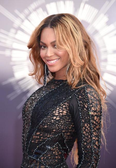 La cota de malla más sexy tienen un nombre: Beyoncé