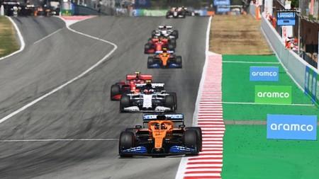 Sainz Espana F1 2020