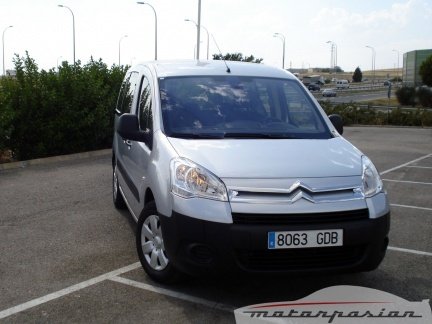 Citroën Berlingo Combi X, prueba (parte 2)