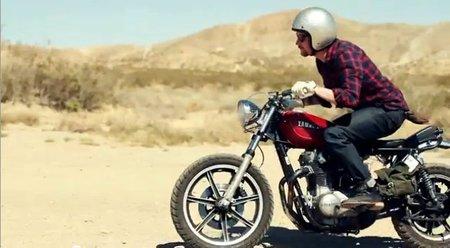 'El Mirage 2011', cafe racer en medio del desierto