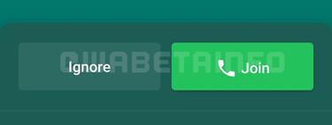 WhatsApp prepara un modo para unirte a llamadas grupales perdidas y el reconocimiento facial en Android