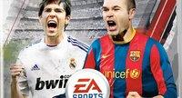 Kaká aparecerá en la portada global de 'FIFA 11'