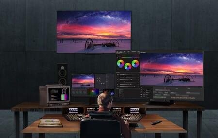 LG Ultrafine OLED Pro: este monstruoso monitor 4K UHD de 65 pulgadas es un sueño para crear contenidos «a lo grande»