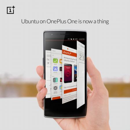 El OnePlus One se suma a la liga de Ubuntu Touch gracias a su nueva ROM oficial