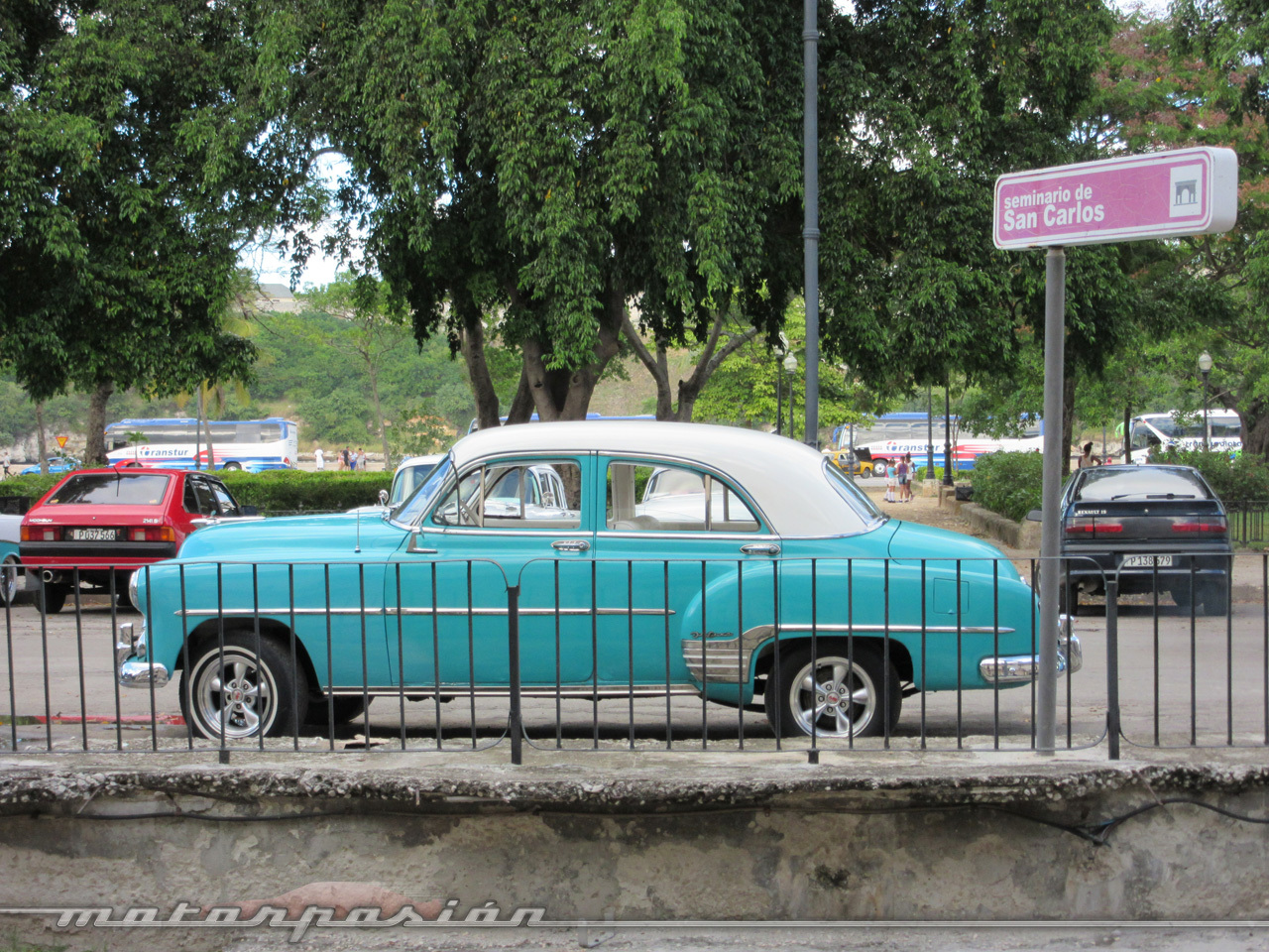 Foto de Reportaje Coches en Cuba (8/58)