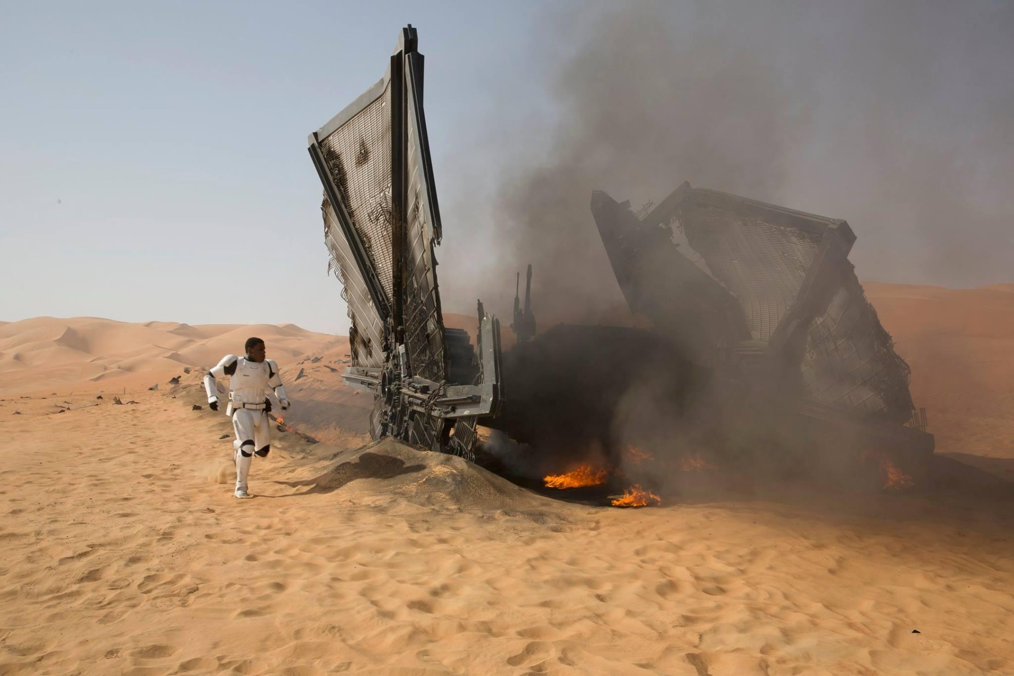 Foto de 'Star Wars: El despertar de la fuerza', imágenes de los protagonistas (10/12)