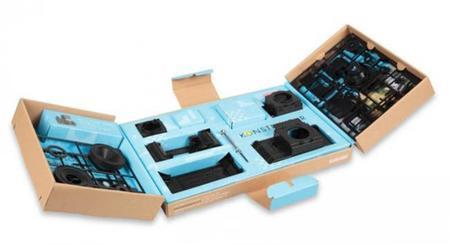 Lomography ha lanzado otro kit para construir nuestra propia cámara Konstruktor