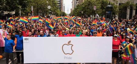 Apple celebra el Día del Orgullo en varias ciudades del mundo