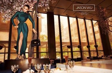 Adriana Lima y Jason Wu, campaña Otoño-Invierno 2014/2015