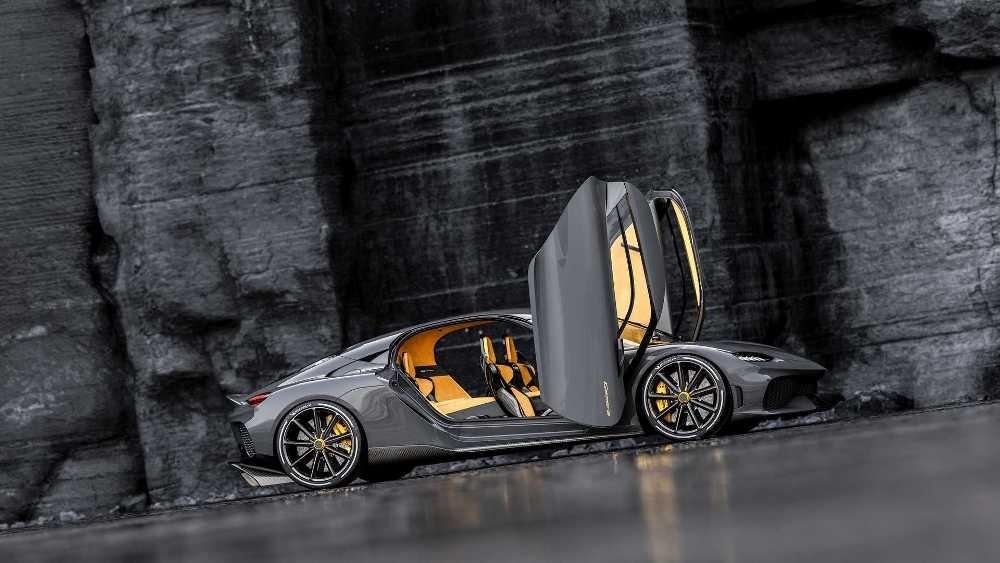 Foto de Koenigsegg Gemera 2021 (10/11)