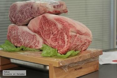 Probamos la auténtica carne Wagyu de Japón
