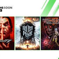Tekken 7 y Frostpunk entre los próximos juegos que se unirán a Xbox Game Pass en Xbox One