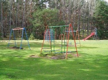 Vivir en zonas con espacios verdes mejora el peso corporal