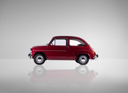 SEAT 600 lateral