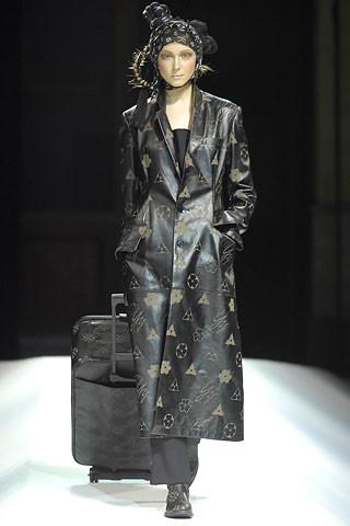 Yohji Yamamoto en la Semana de la Moda de Paris Otoño/Invierno 2007/08