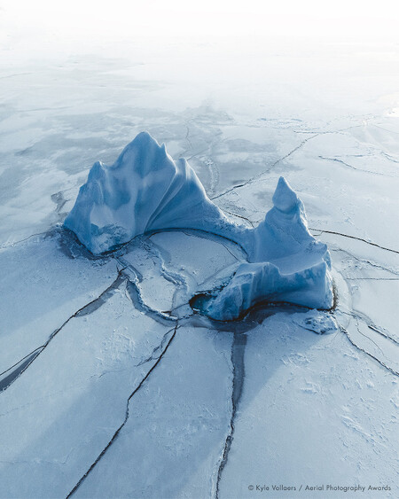 Arctic Paradise Kyle Vollaers Aerial Photography Awards