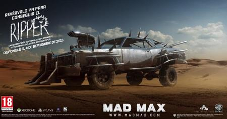 Mad Max Ripper