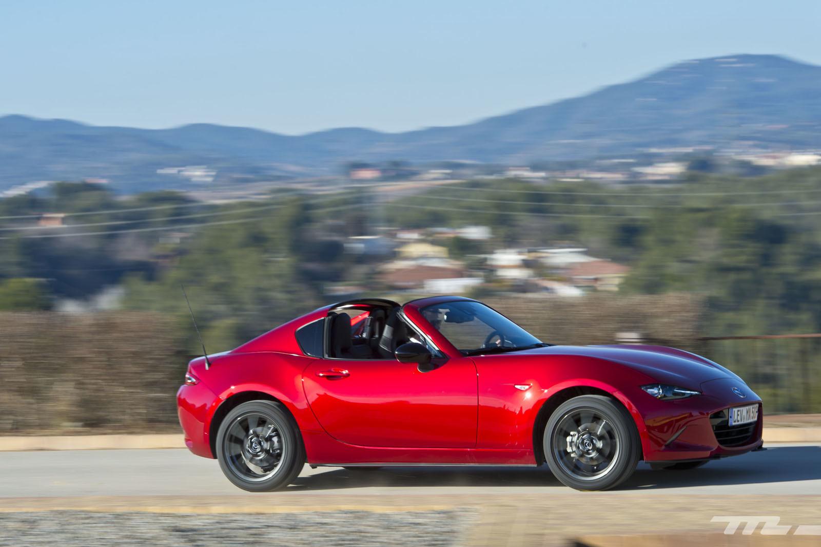 Foto de Mazda MX-5 RF (toma de contacto) (31/31)
