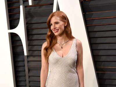 H&M sigue estando presente en las alfombras rojas, y anoche brilló de la mano de Jessica Chastain