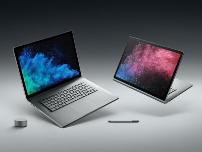 Microsoft renueva su Surface Book sin perder de vista al MacBook Pro como referencia