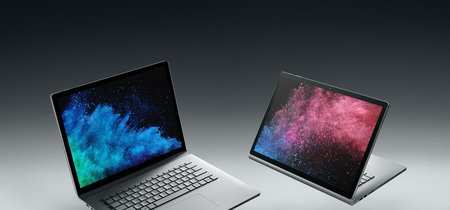 Microsoft renueva su Surface Book sin perder de vista al MacBook Pro como referencia