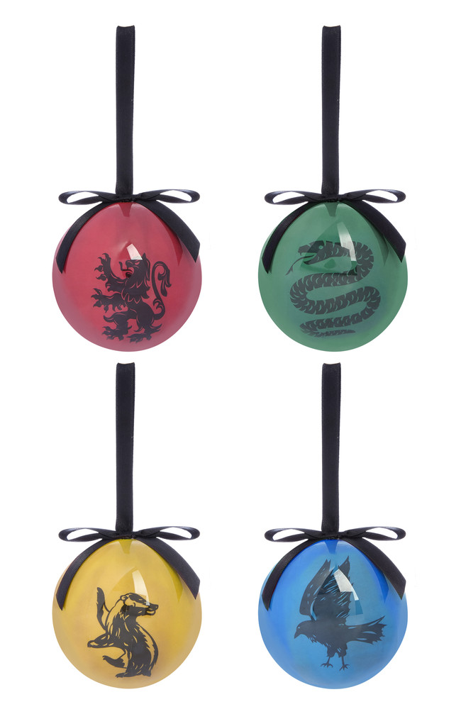 Kimball Missing Harry Potter Xmas Baubles 4pk Grade Missing P1 Eurmissing