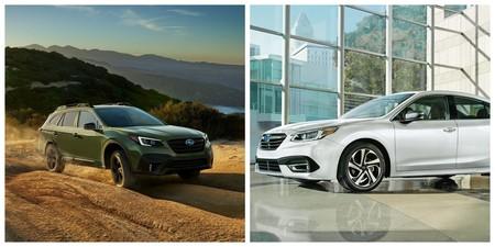 Más de 2,000 Subaru Outback y Legacy serán retirados del mercado y sus dueños recibirán coches nuevos