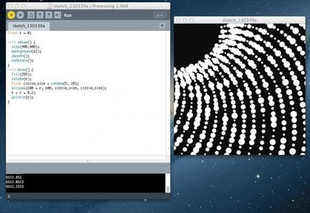 Processing, un lenguaje para creadores audiovisuales
