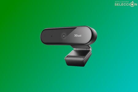 Más calidad en las videollamadas con la webcam Trust Tyro Full HD con autoenfoque por 39,99 euros en Amazon, su mínimo histórico