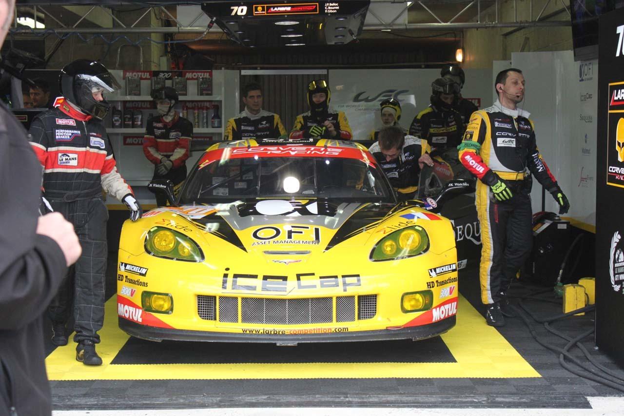 Foto de 24 horas de Le Mans 2012 (25/160)