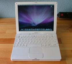 iBook G4 12 pulgadas