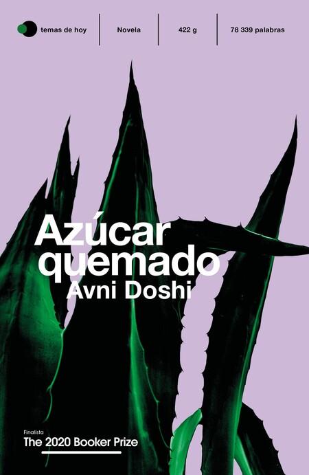 Portada Azucar Quemado Avni Doshi 202012231820