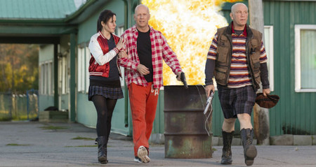 Red 2 actores