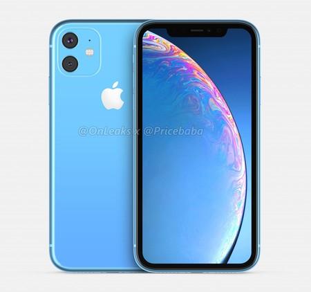 Iphone Xir Diseno Camara Cuadrada