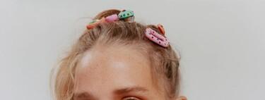 Zara lanza el pack de pinzas de arcilla más divertidas para decorar tu melena con originalidad
