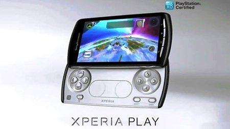 Comercial de Xperia Play. Sí, ese móvil-consola que supuestamente no ha sido anunciado