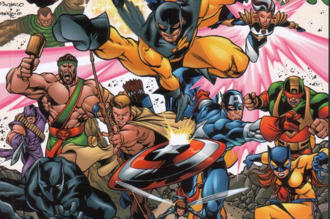 Avengers Forever Reprint