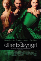 Póster de 'The Other Boleyn Girl', con Scarlett Johansson, Natalie Portman y Eric Bana