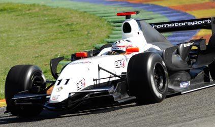 Borja García confirmado con RC Motorsports en las World Series