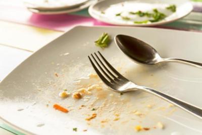 El club del plato limpio o como tendemos a comernos todo lo que ponemos en el plato