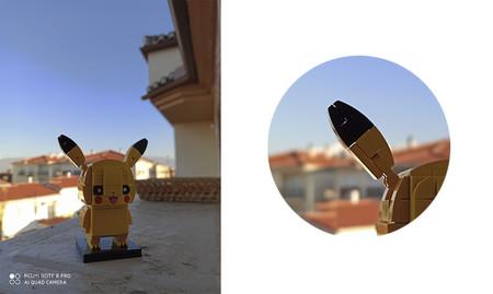 Redmi Note 8 Pro Modo Retrato