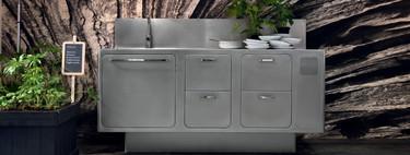 Si estás pensando en renovar la cocina, los acabados en acero inoxidable seducen al instante