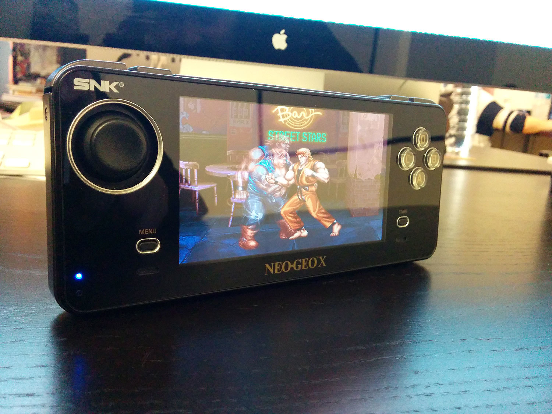 Galería de fotos de Neo Geo X Gold