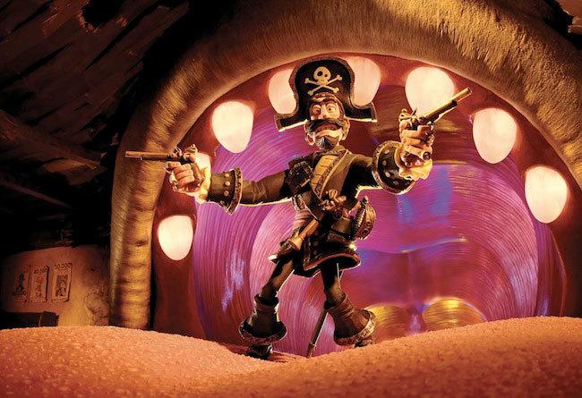 '¡Piratas!' fotograma