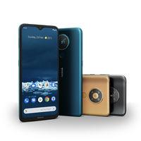 Nokia 5.3: la nueva gama media de Nokia tiene cuatro cámaras y una pantalla de gran tamaño