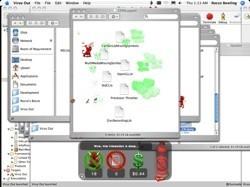 Virus Out: Los virus llegan a tu Mac, pero en forma de juego de disparos