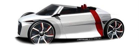 Audi Urban Concept Spyder ¿una nueva versión del prototipo eléctrico?
