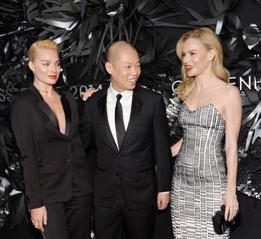 Lo siento por Margot Robbie, pero a la hora de vestir Hugo Boss, Kate Bosworth gana