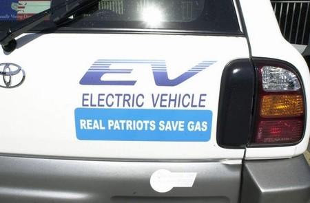 Coche Electrico Patriota